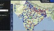 Rail Radar: Tracking trains on a Google Map