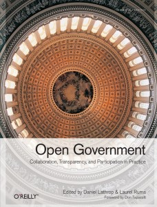 Open Government Book