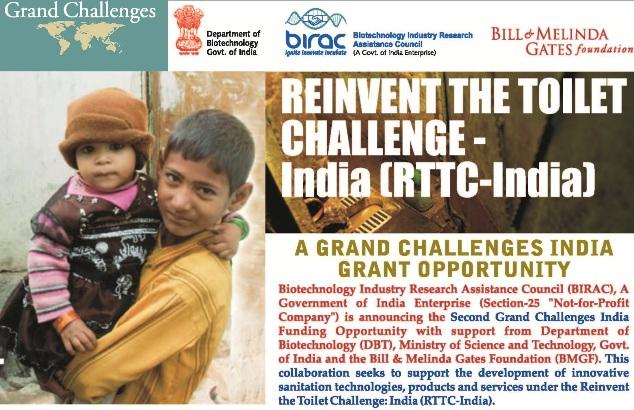 reinvent the toilet challenge