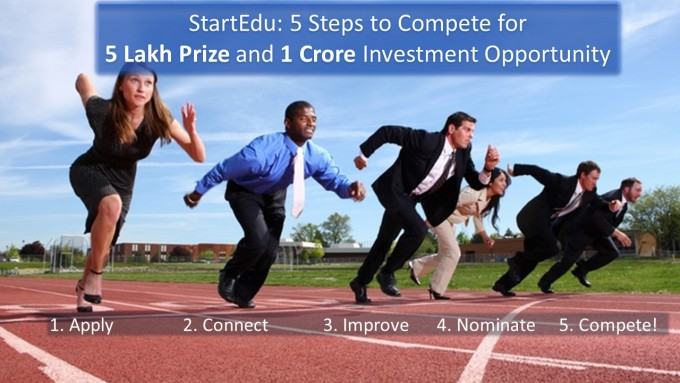 STARTEDU COMPETITION BY Unitus and Sylvant- Rs. 10 Lakhs Cash Prizes, Mentoring, and 3 Crore Investment Pool