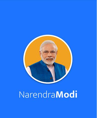 narendramodi android app